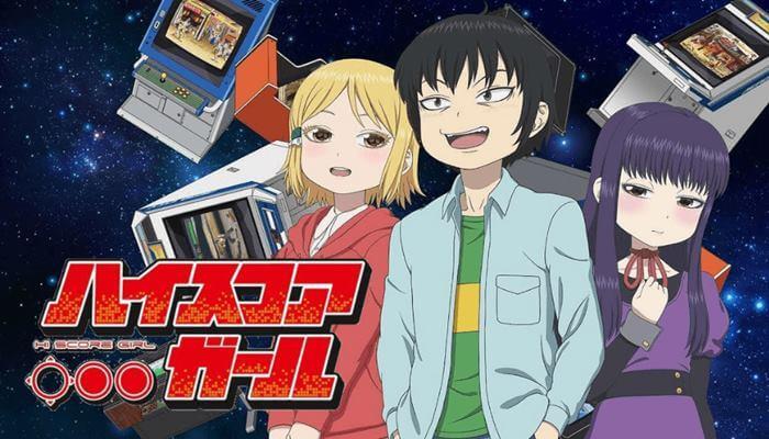descargar anime high score girl por mega