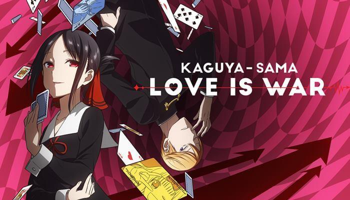 descargar kaguya sama por mega temporada 1